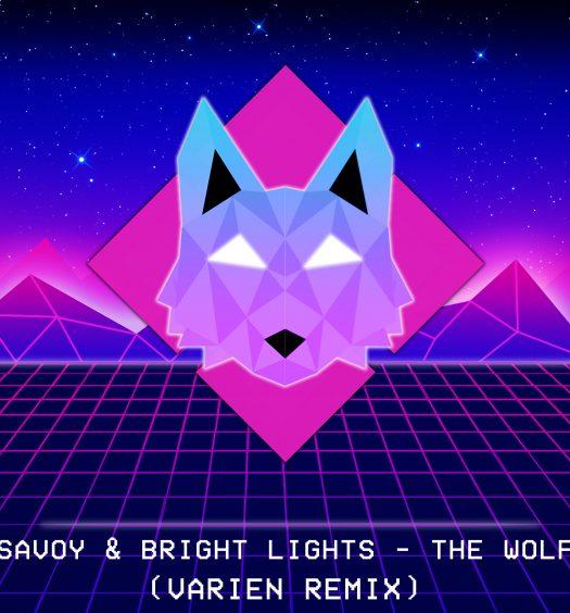 Savoy - The Wolf (Varien Remix) Art
