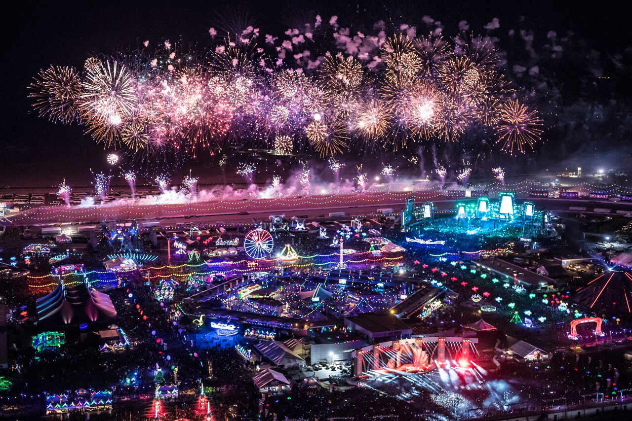 Electric Daisy Carnival Las Vegas 2017 Event Review