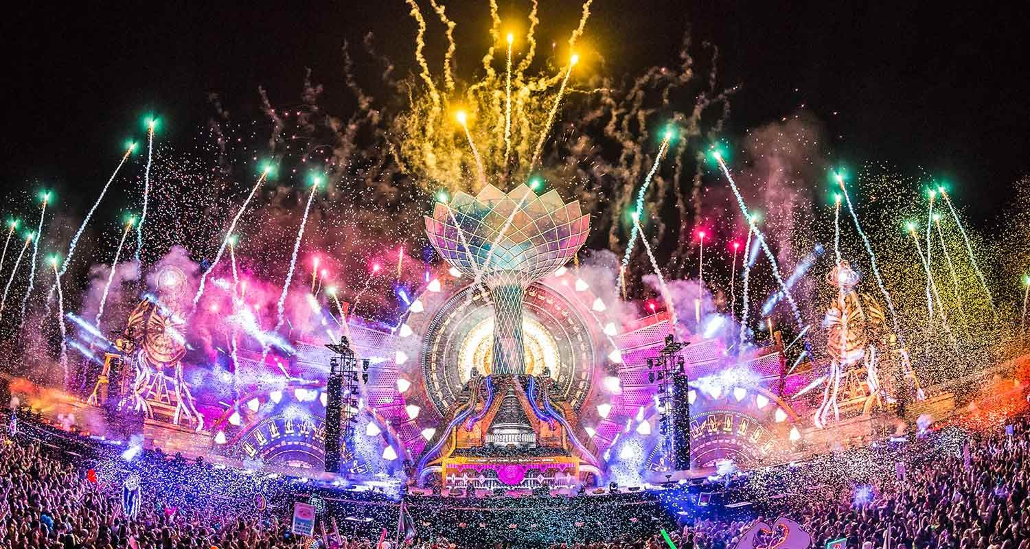 1 man dies at Electric Daisy Carnival venue