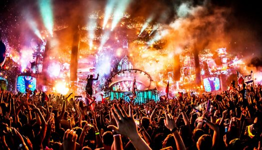 Tomorrowland Releases Official 2017 Trailer