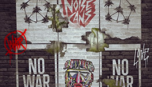 "Noise Cans – ""No War"" (ft. Jesse Royal)"