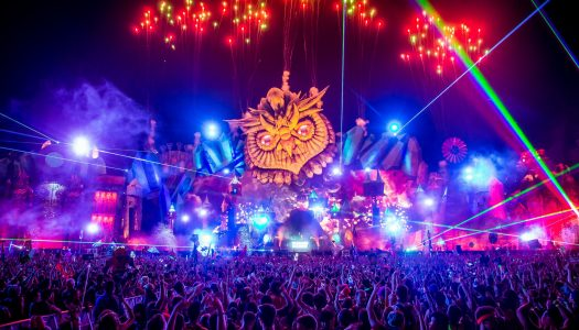 Listen to Over 40 Full Sets from EDC Las Vegas 2017