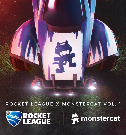 Rocket League x Monstercat Vol. 1 (Art)