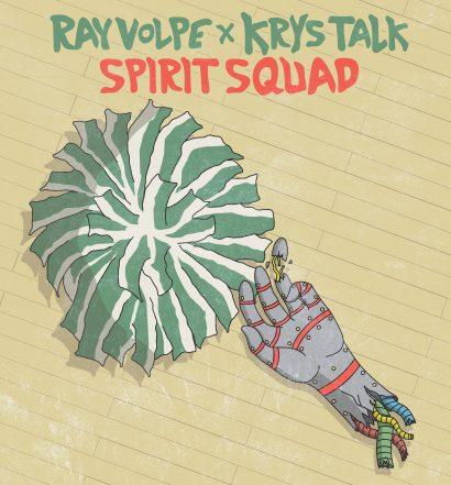 Spirit Squad Artwork