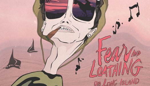Shawn Patrick – 'Fear and Loathing on Long Island' EP