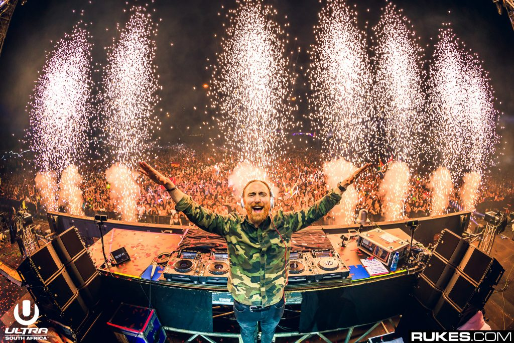 David Guetta ultra 2017