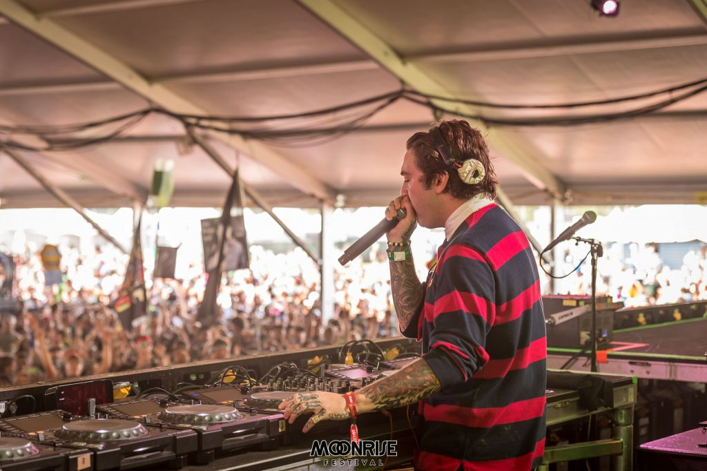 Getter at Moonrise
