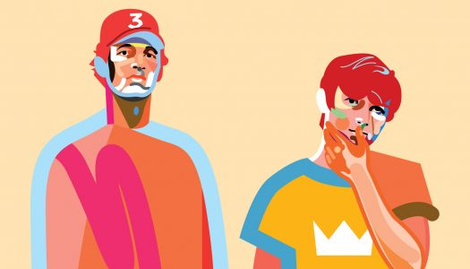 Louis the Child Drop a Magical Chance the Rapper Remix and Announce Fall Tour