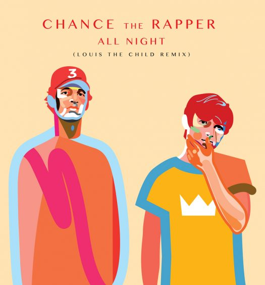 chance-the-rapper-louis-the-kid-all-night-art-press-billboard-1240