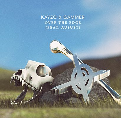 "Kayzo & Gammer (ft. AU8UST) - ""Over The Edge"""