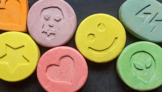 Report: Only 34.7% of Pills Marketed as MDMA Are Pure