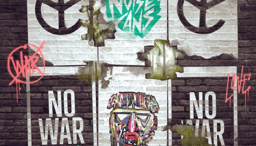 "Yellow Claw Remixes Noise Cans' ""No War"""