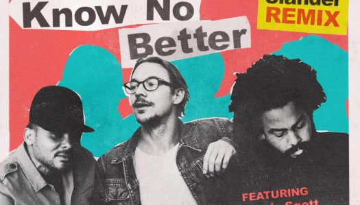 "Major Lazer – ""Know No Better"" (SLANDER Remix)"