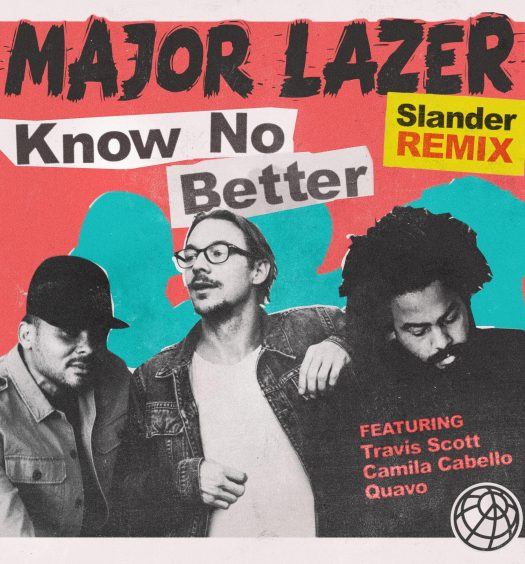Major Lazer Know No Better SLANDER Remix