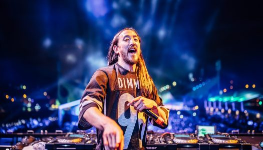 "Steve Aoki and Linkin Park Release Exclusive ""Darker Than the Light That Never Bleeds"" Remix"