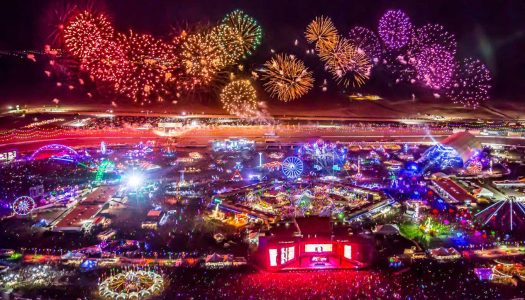 EDC Las Vegas Moves to May and Introduces Camping Options