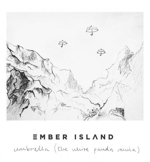 Umbrella (The White Panda Remix) ARTWORK (1)