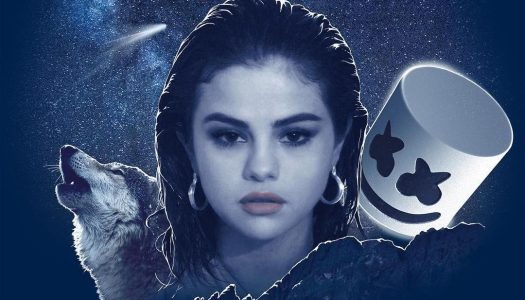 "Marshmello and Selena Gomez Share Interesting ""Wolves"" Video"