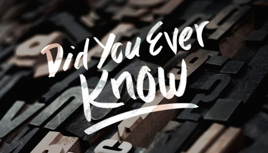 """Marley The Messenger – """"Did You Ever Know"""""""