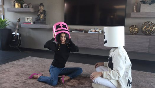 Selena Gomez Teases Upcoming Marshmello Collaboration
