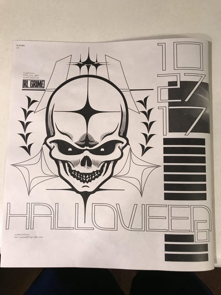 RL Grime Teases Halloween Mix and Confirms New Collaboration ...