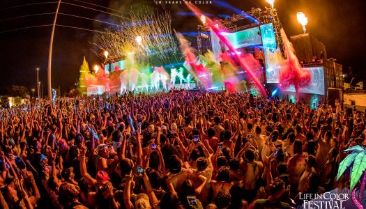 LIFE IN COLOR Debuts Top-Notch Lineup for 2018