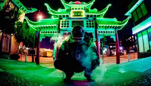 DATSIK Announces Ninja Nation 2018 Tour