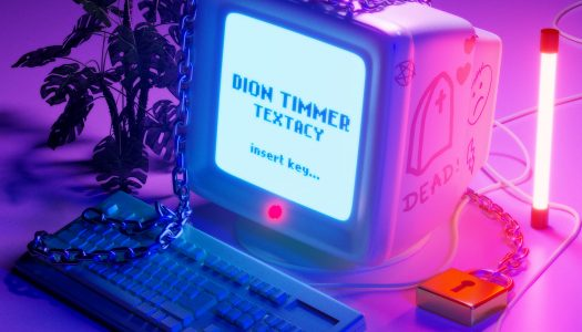 Dion Timmer – 'Textacy' EP