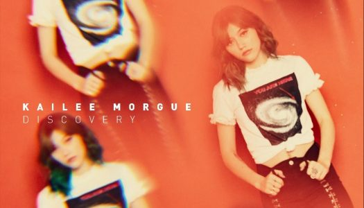 """Kailee Morgue Premieres New Track & Lyric Video for """"Discovery"""""""