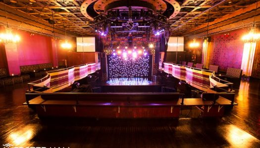 Webster Hall Files Renovation Permits