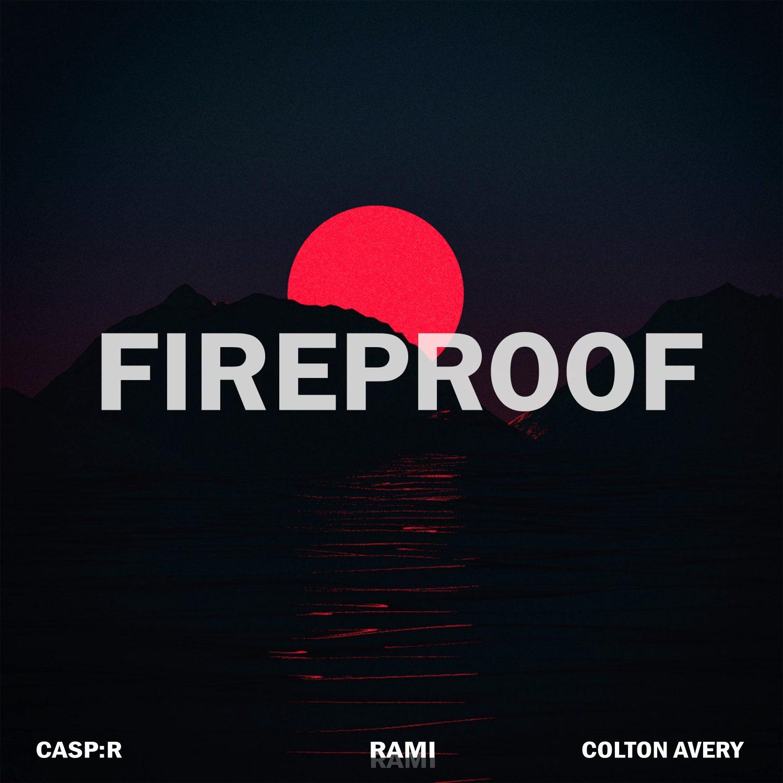 Rami CASP:R Colton Avery Fireproof disco:wax