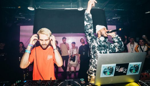 A-Trak & YehMe2 Drop Mind-Blowing 'Skat Men' EP