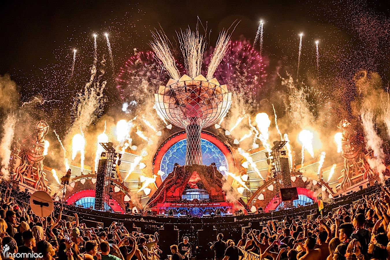 Image result for edc las vegas photos