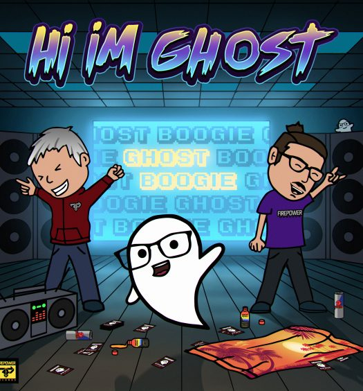 Hi I'm Ghost Ghost Boogie EP