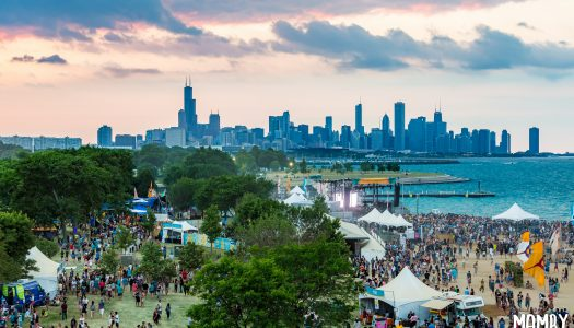 Chicago's Mamby on the Beach Festival Reveals Complete Artist Lineup