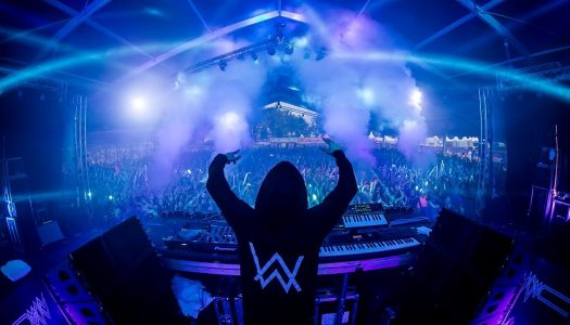 Alan Walker Plays Spotify Ad During Ultra Set and It's Pretty F*cking Awkward