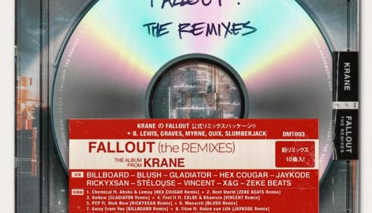 KRANE Releases 'Fallout: The Remixes'