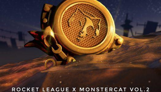 Monstercat & Rocket League Release 'Vol. 2' EP
