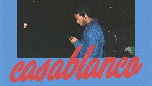 "Rising Rapper Armani White Teams up With Sango on Hard-Hitting Single ""Casablanco Freestyle"""