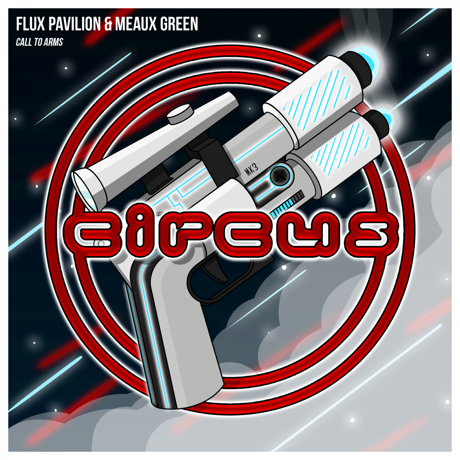 Flux Pavilion Meaux Green Call To Arms Circus Records