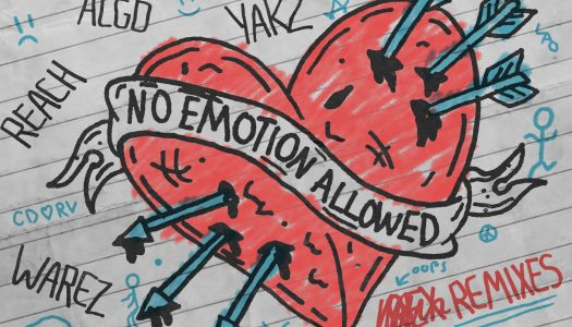 Ray Volpe Delivers Hard-Hitting 'No Emotion Allowed' Remix Pack