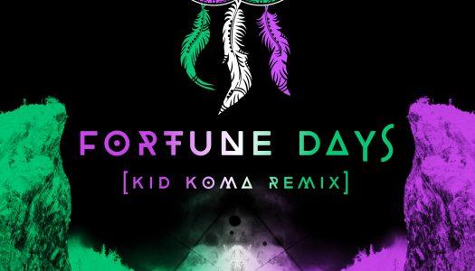 """Kid Koma Shares Dark """"Fortune Days"""" Remix"""