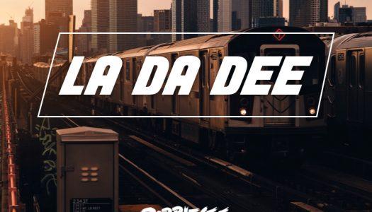 """DJ ROBBIECEE Drops Energetic Single """"LA DA DEE"""""""
