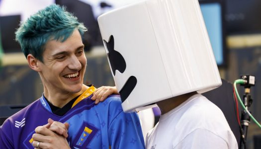 Ninja and Marshmello Win $1 Million in Fortnite Charity Tournament