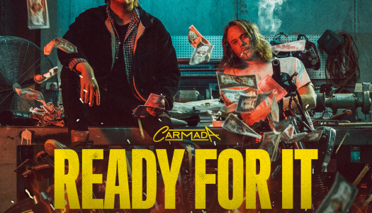 "Carmada Drops Broad & Heavy Remix Pack for ""Ready For It"""