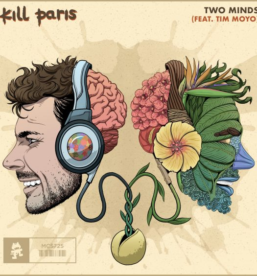 Kill Paris Tim Moyo Two Minds Monstercat