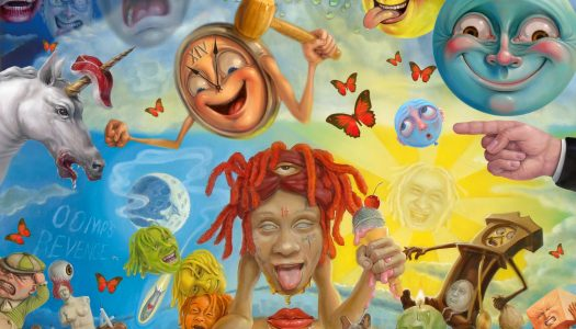 Trippie Redd Releases Debut Album 'Life's A Trip'