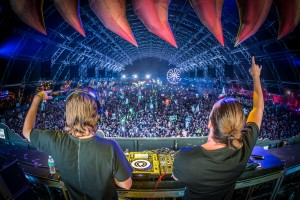 aLIVE Coverage for Insomniac - Dimitri Vegas and Like Mike